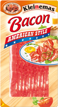 "Bacon ""American Style"""