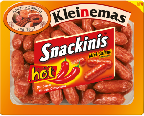 Snackinis hot