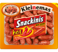 "Snackinis ""Hot"""